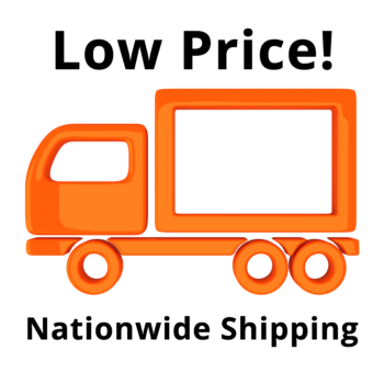 Low Price Nationwide Shipping